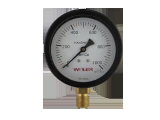 Manômetro de baixa pressão