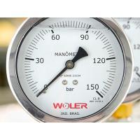 Fabricante de manômetro glicerinado