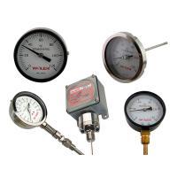 Termômetro bimetálico industrial preço